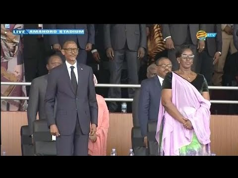 Thumbnail: Kagame sworn in for another term leading Rwanda