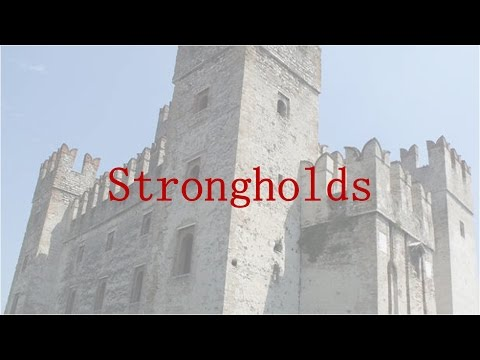 "Strongholds: ""The Power of Deception"" - Lead Pastor Shan Towns 21JUN15"