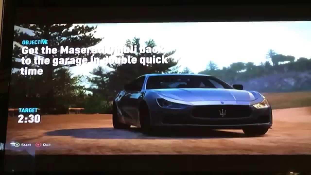 2014 MASERATI GHIBLI! (Forza Horizon 2 Fast and Furious Expansion Part 11)