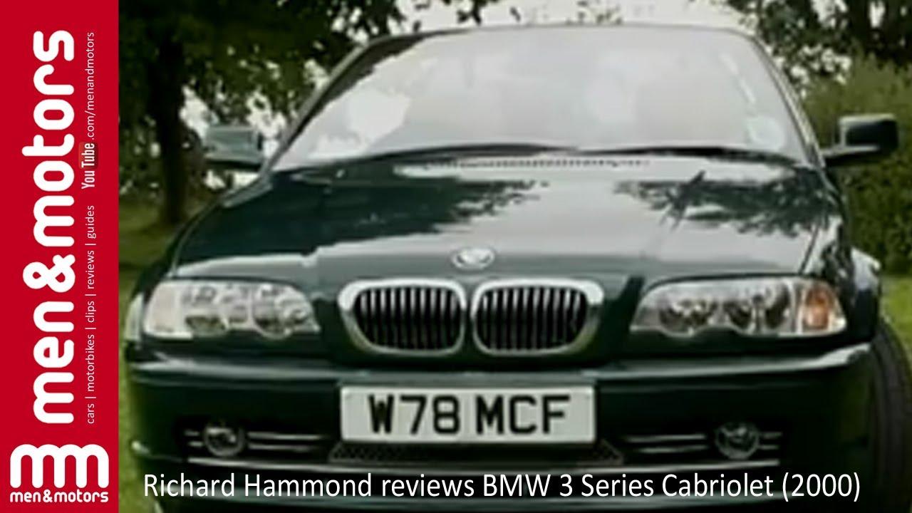 Richard Hammond Reviews The BMW 3-Series Convertible (2000)