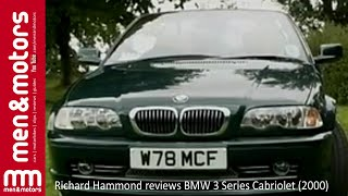 Richard Hammond Reviews The BMW 3-Series Convertible (2000)