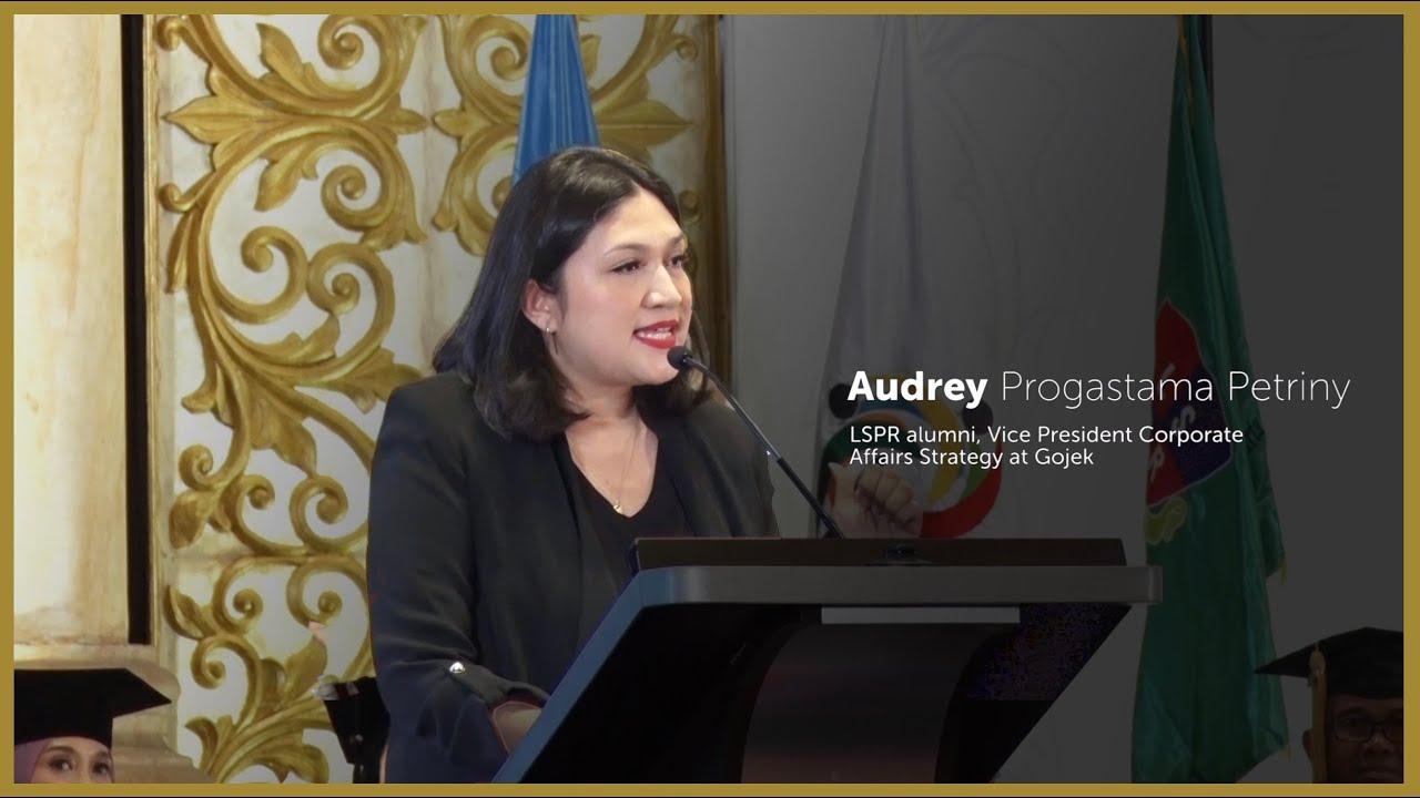 Inspirational Speech: Audrey Progastama Petriny - YouTube