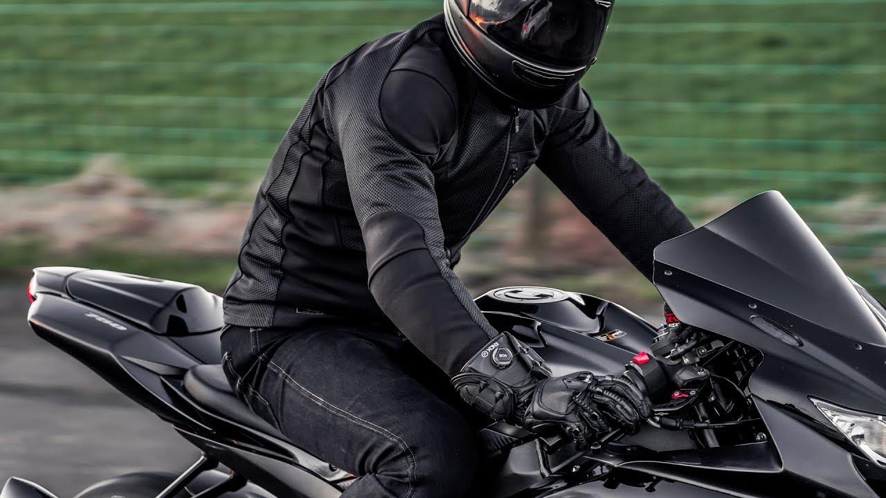 a9255da8 Knox Urbane Pro Armoured Motorcycle Shirt - Black