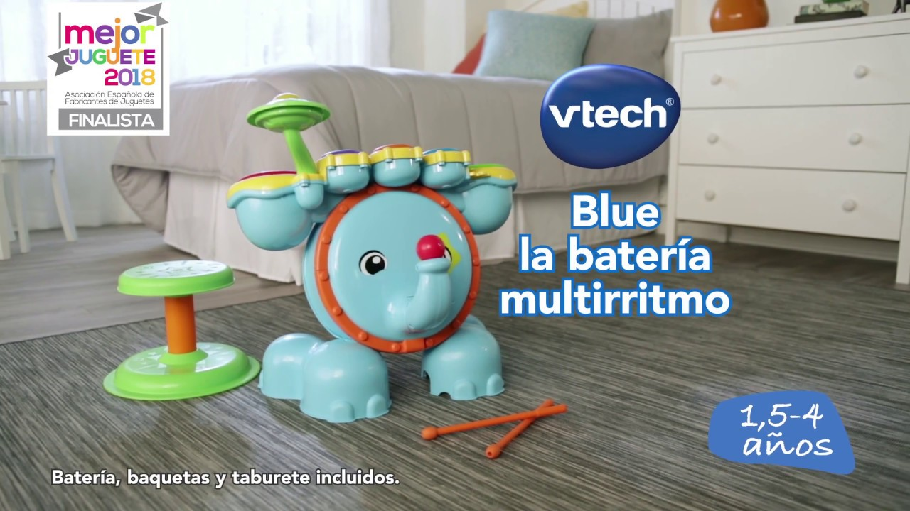 Compra Multiritmo Online VtechAlcampo Bateria Infantil Yfyb76g