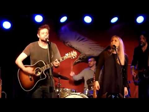 Stop Draggin' My Heart Around - Shane Nicholson & Melody Pool - The Basement - 26-8-2015