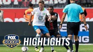 Bayer Leverkusen vs. VfL Wolfsburg | 2018-19 Bundesliga Highlights