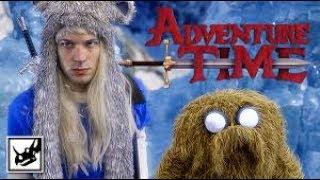 Hora de aventura o Filme Trailer dublado