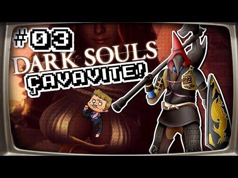 DIRECTION ANOR LONDO ! [ÇAVAVITE!] Dark Souls #03