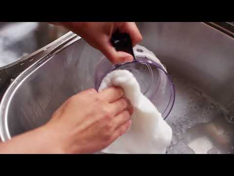 How to Clean the Mini Food Processor