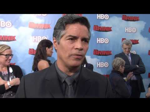 The Brink: Esai Morales Exclusive Premiere Interview