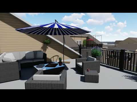 Virtual Tour of Building 7 at The Cottages in Brier Creek