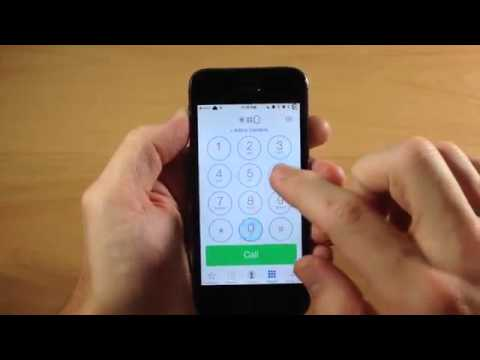How to know imei number iphone