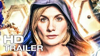 ДОКТОР КТО Сезон 11 ✩ Трейлер #2 (2018) KinoPoisk, BBC One Series