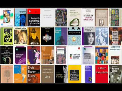 Libros de Psicología y Filosofía en PDF.