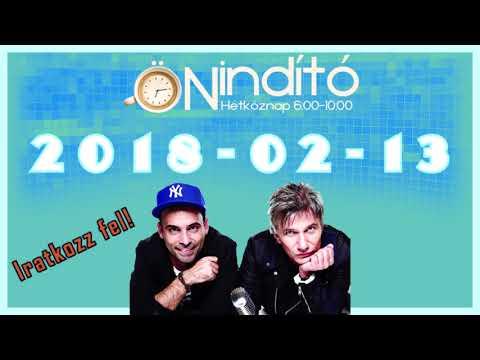 Music FM Önindító 2018 02 13 Kedd