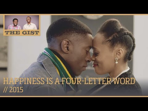 E85 - Happiness is a Four-Letter Word (2015) - Movie Review // The GIST