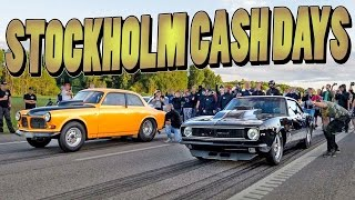 Birka Cup STREET RACE - Swedish CASH DAYS!