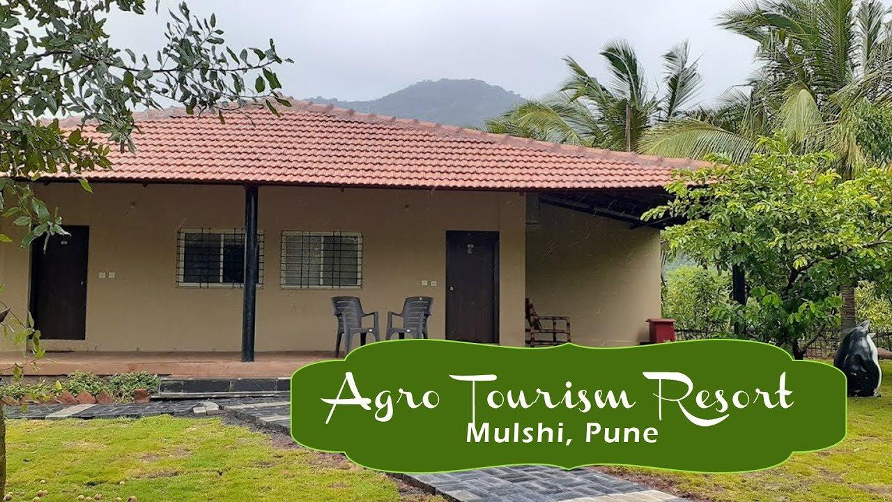 Agro Tourism Resort, Mulshi, Pune - YouTube
