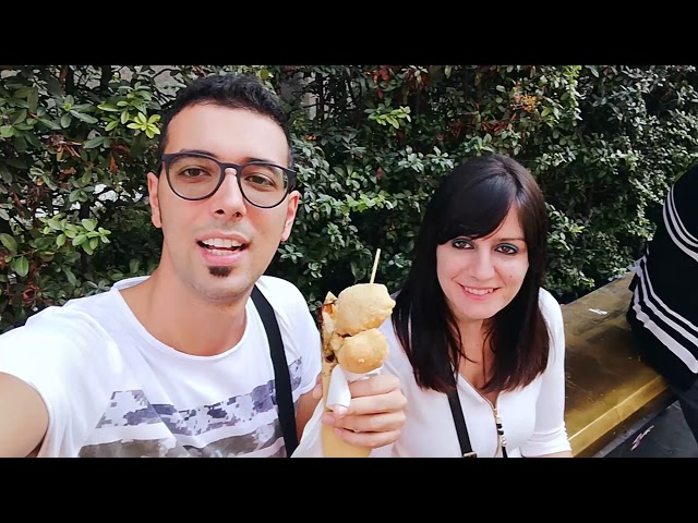 FOOD VLOG a NAPOLI - Il Vero Street Food Italiano - Vlog #02