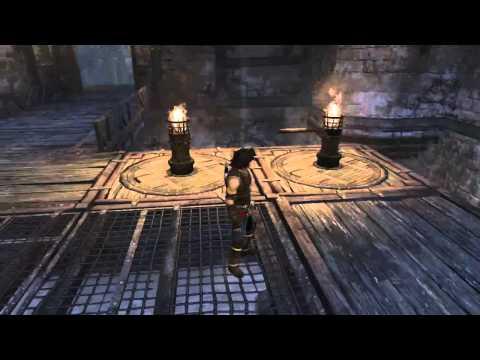 Прохождение Prince of Persia Забытые пески - Ворота крепости