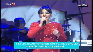 Zara/ Sivas Konseri 04.09.2014 (1)