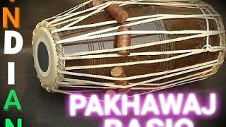 Pakhawaj Basics