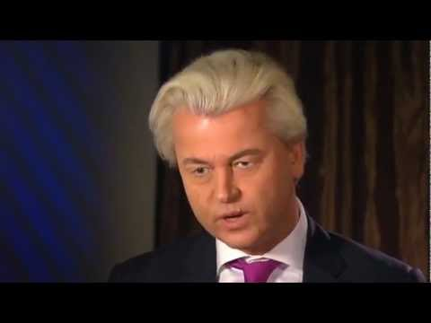 Channel 7's Andrew O'Keefe Unprofessional Interview with Geert Wilders