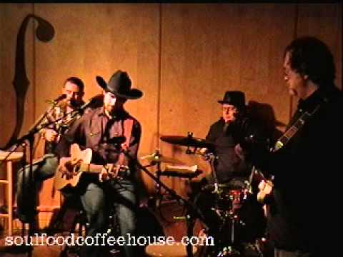 Kai James Fuller and his Tin Shed Band at SoulFood CoffeeHou