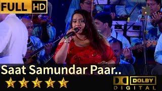 Saat Samundar Paar - सात समुन्दर पार from Vishwatma (1992) by Priyanka Mitra
