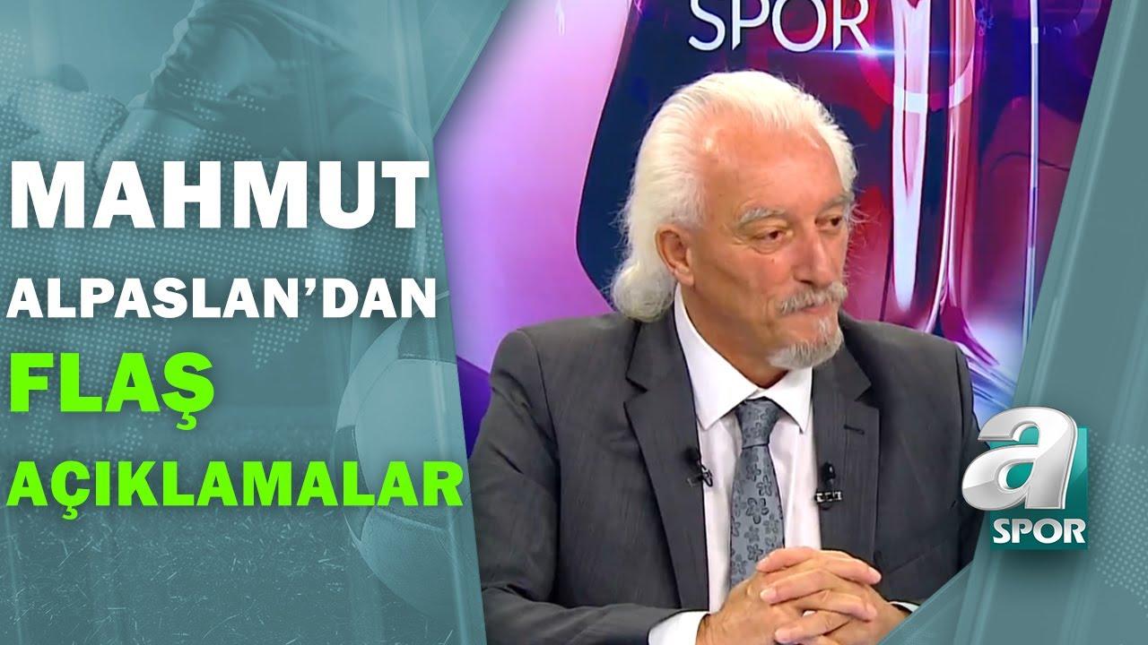 Mahmut Alpaslan 4 Büyüklerdeki Transfer Gelişmelerini Açıkladı / Transfer Hattı / 10.08.2020