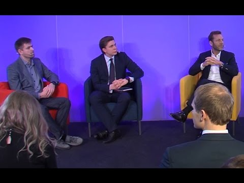 Telia Talks - Creating the Gigabit society in Lithuania