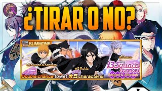 ¿TIRAR O NO? Respect \u0026 Affection | Bleach Brave Souls Español