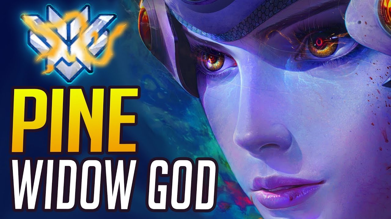 Download BEST OF PINE - THE WIDOWMAKER GOD | Overwatch Pine Montage & Esports facts