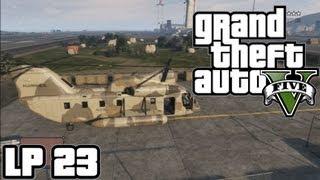 GTA 5 - Trevors großes Ding - Let's Play GTAV #23 - GTA V Grand Theft Auto five Deutsch 1440p