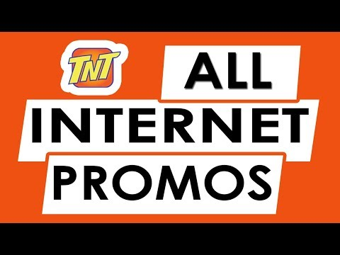 How to Register TNT Internet Promo – All Available Data Offers