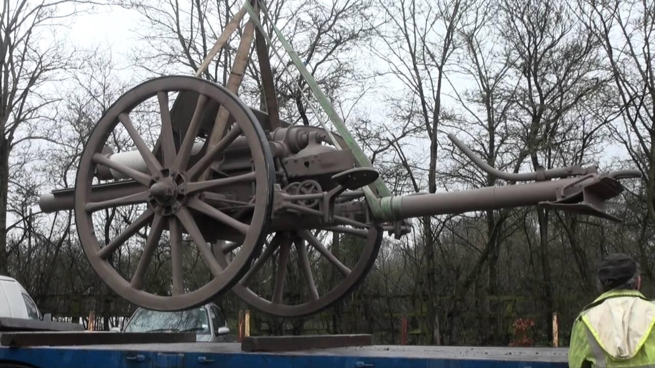 The Restoration of an 18-pounder Field Gun