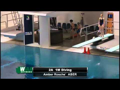2012 WIAA 2A Swimming & Diving FINALS