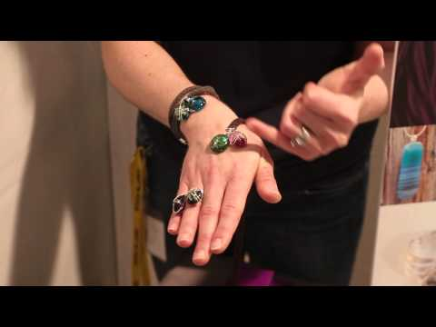 Amy Christie interviewed at Craft in Focus, RHS Wisley.mov