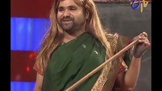 Jabardasth - జబర్దస్త్  - Chalaki Chanti Performance on 24th July 2014
