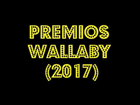 Premios Wallaby (2017)
