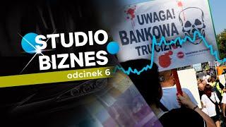 Upadek Neckermanna i sprawa frankowiczów  - Studio Bines odc. 6