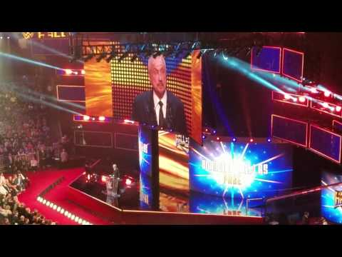 Diamond Dallas Page WWE Hall of Fame 2017 Induction Speech
