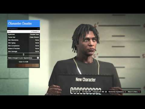 PS4-GTA5 How to create XpertThiefs Character