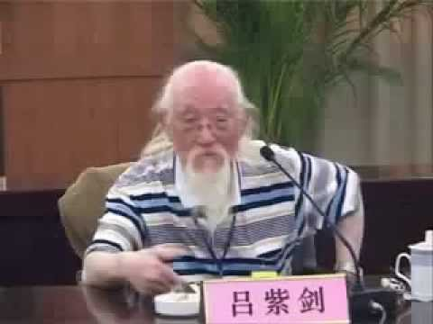 113-year-old kungfu master with strong voice/amazing body language in business speech(short Version)