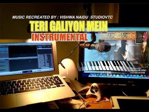 TERI GALYION MEIN  INSTRUMENTAL  MUSIC STUDIOVTC AUSTRALIA