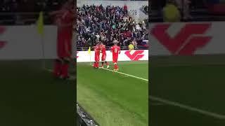 Россия-Турция 2018  Гол Самедова