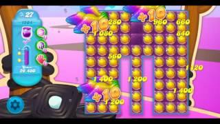 Candy Crush Soda Saga Level 1204 ★★★ Coloring Candy Fun The Highest Score