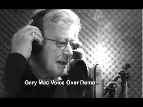 Gary Mac Voice Over Demo