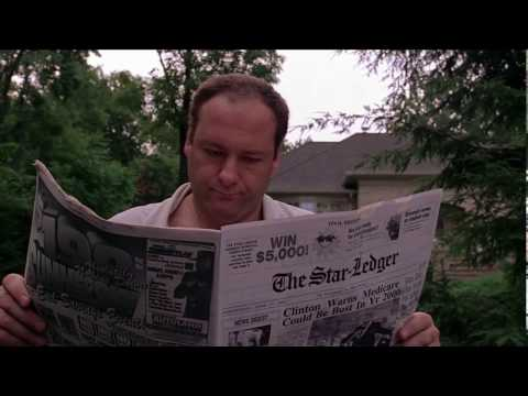 The Sopranos: The First Television Antihero