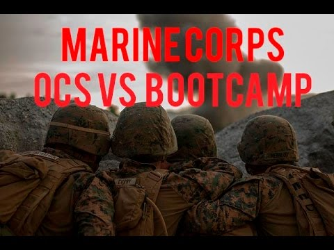 Infantry Marine's Perspective on Marine Corps OCS